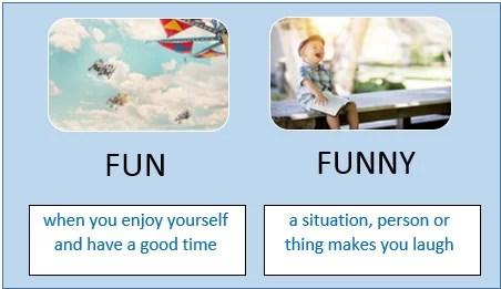 """różnica między """"fun"""" i """"funny"""" - Arkadiusz Włodarczyk"""