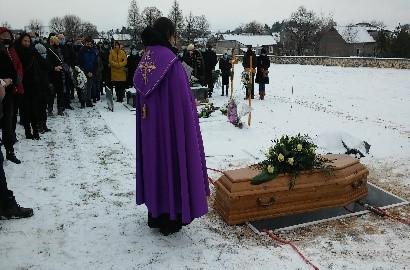 Pogrzeb Kacpra