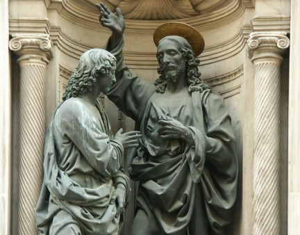 Niewierny Tomasz, Verrocchio