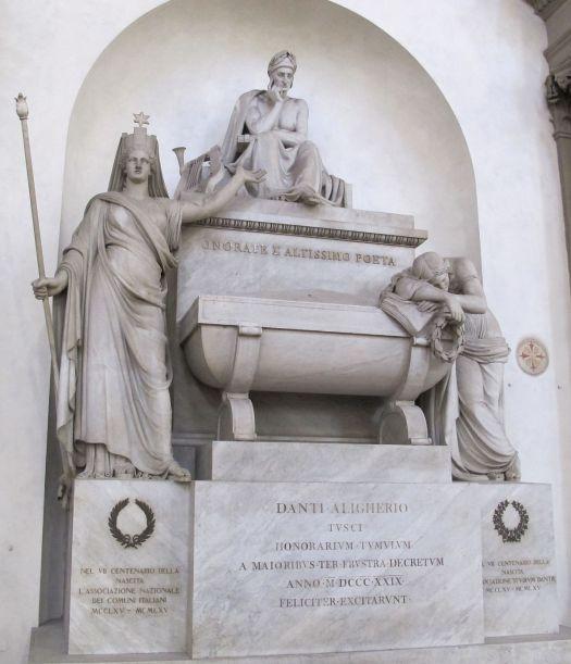 Dante Cenotaf Kosciol Santa Croce Florencja, Stefano Ricci