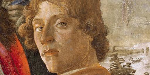 Sandro Botticelli, autoportret