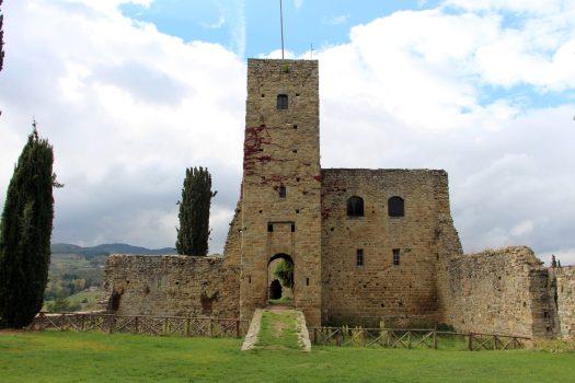 Zamek Romena