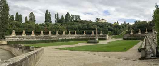 Amfiteatr ogrody Boboli