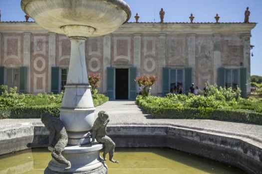Boboli Ogrod, Muzeum Porcelany