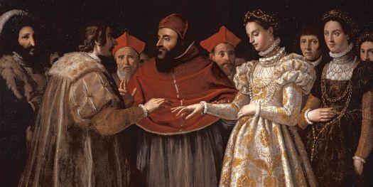 Malzenstwo Katarzyny z Henrykiem