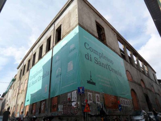 Klasztor Sant'Orsola Florencja