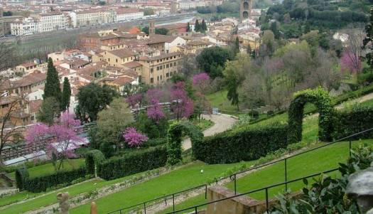 Ogrod Bardini Florencja