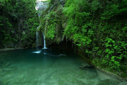 Rzeka w Toskanii