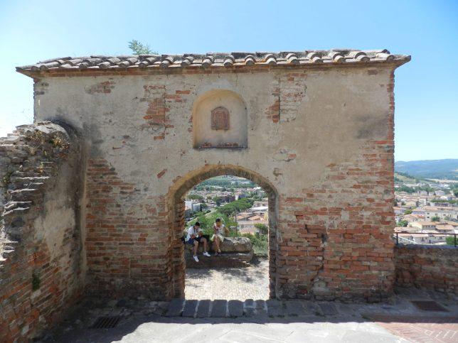 Certaldo, Porta del Rivellino