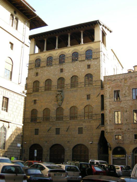 Palazzo Davanzati Florencja
