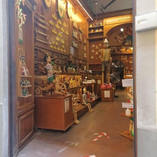 Sklep Bartolucci we Florencji