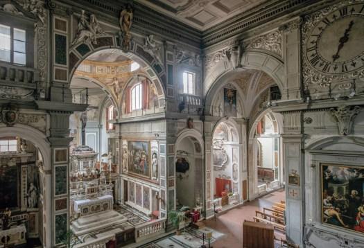 Kościół Ognissanti, Florencja