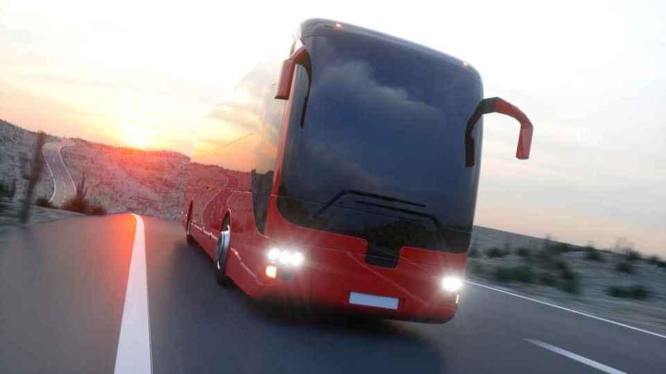 Oferta Busów pod wynajem