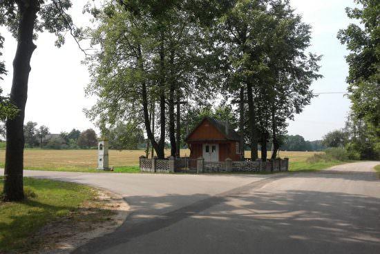 Kapliczka w Przechodzisku