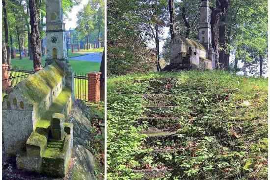 Kapliczka w Rudzie Śląskiej