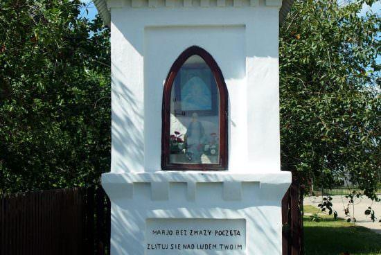 Kapliczka w Siennicy