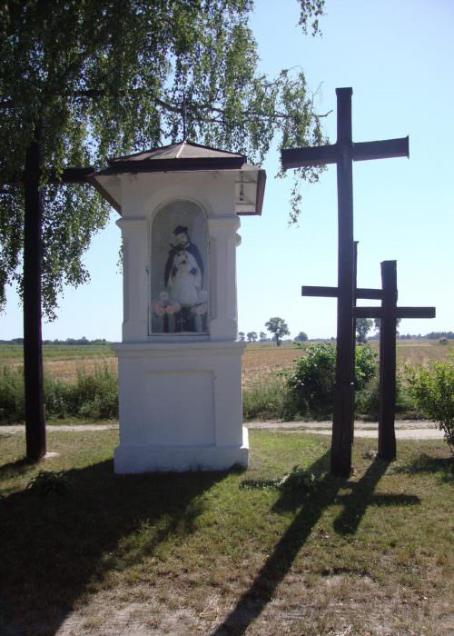 Kapliczka w Sworach