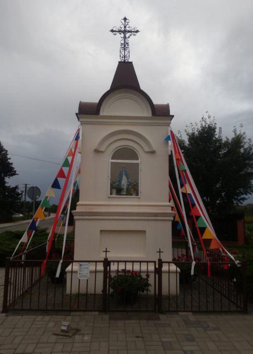 Kapliczka w Wojcieszynie