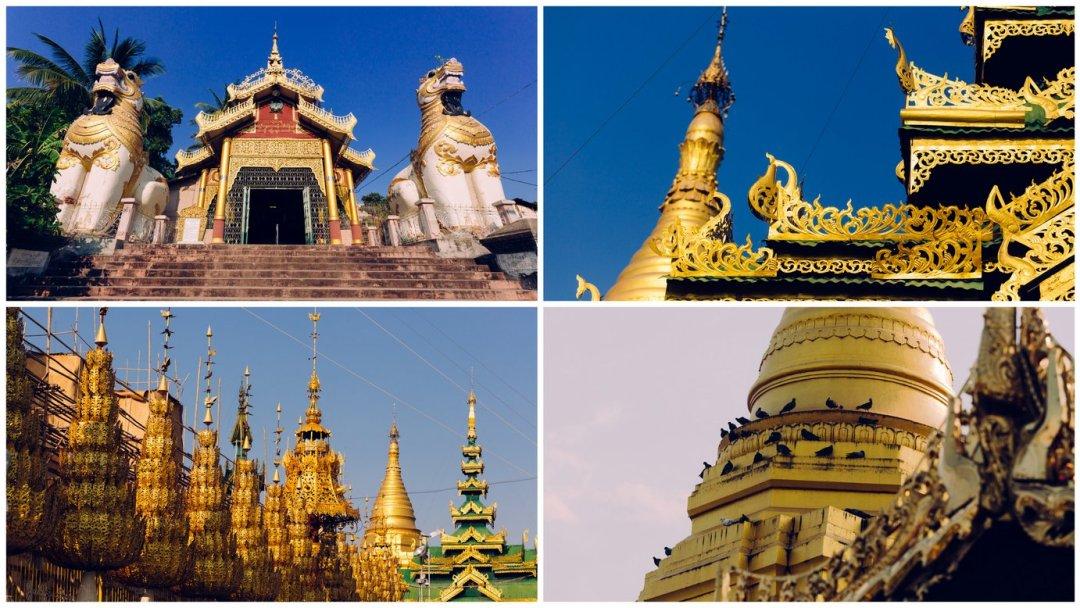 Pyay świątynia