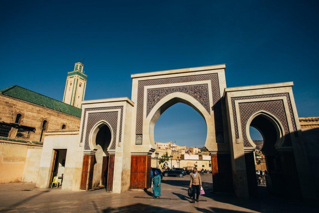 Brama Bab Bu Dżelud