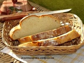 Chleb orkiszowy pleciony