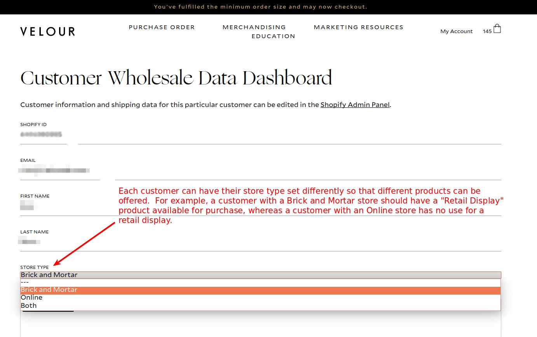Wholesale Planning Worksheet