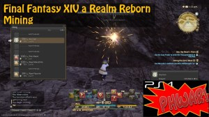 FFXIV Mining - Intro to Gathering Classes