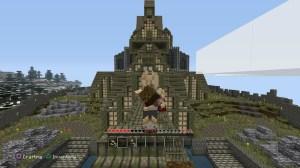 Minecraft Skyrim Texture Pack