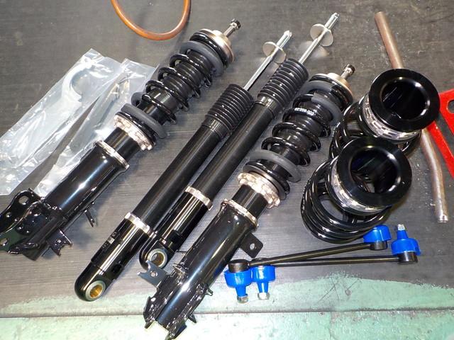 ZC72S スイフト 車高調交換 四輪アライメント