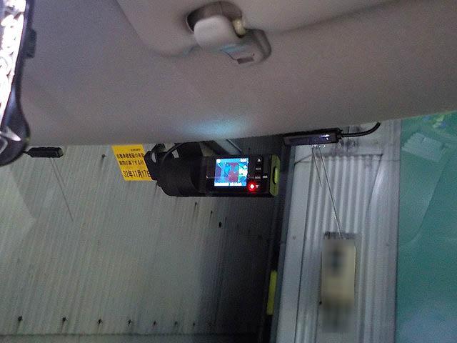 MK21S パレットSW ユピテルのドライブレコーダー取り付け