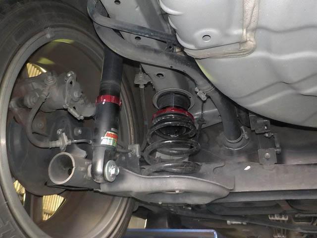 E12改 ノート NISMO S 車高調整と四輪アライメント