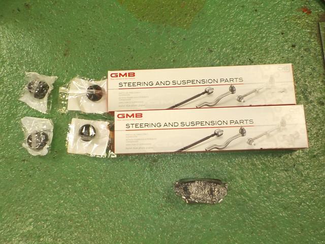 ACR50W エスティマ タイロッドエンドブーツ ボールジョイントブーツ スタビリンク