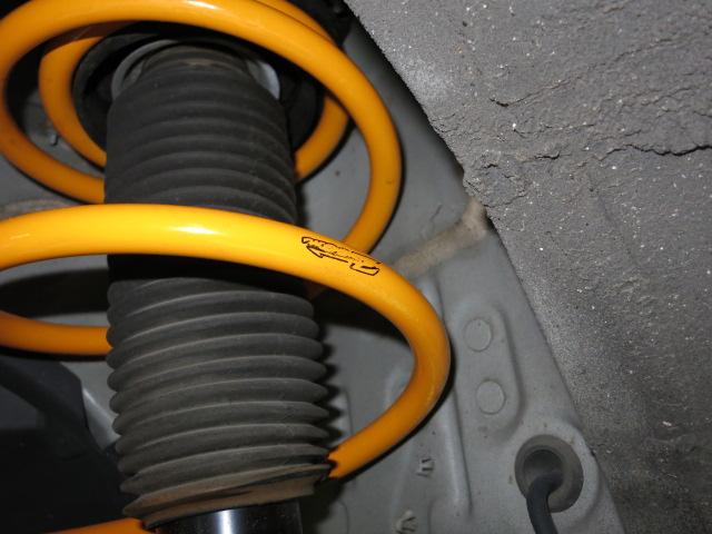 J32 ティアナ ZOOMダウンサスに交換 四輪アライメント