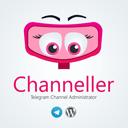 Channeller – Telegram Channel Administrator