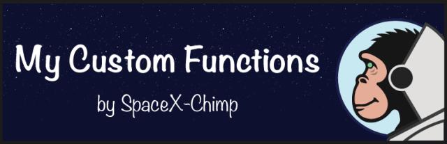 My custom functions