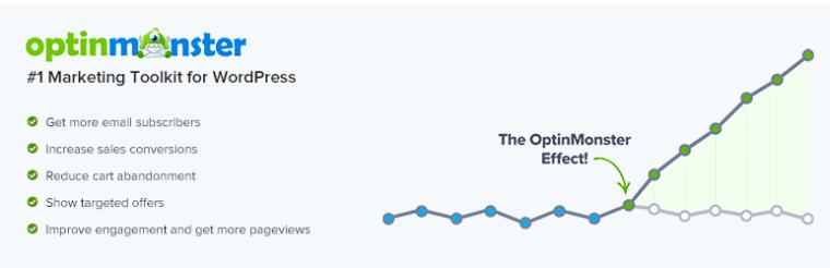 Popups by OptinMonster – Best WordPress Lead Generation Plugin