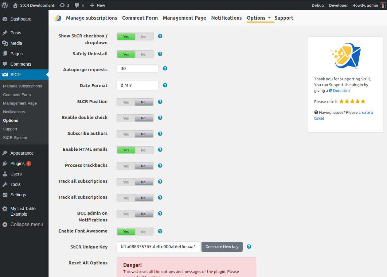 screenshot 5 10 Meilleurs Plugins Wordpress indispensables en 2019 - Les extensions que j'utilise sur SOStuto.com