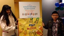 Inclusive Education Student Summit