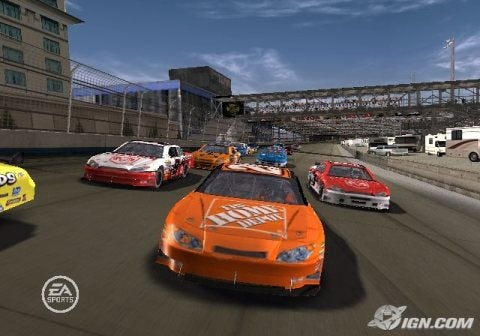 NASCAR 08 Review - IGN