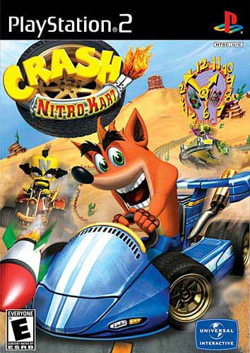 Crash Nitro Kart PlayStation 2 IGN