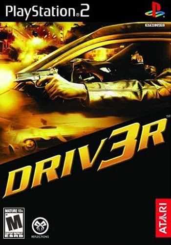 Driver 3 PlayStation 2 IGN