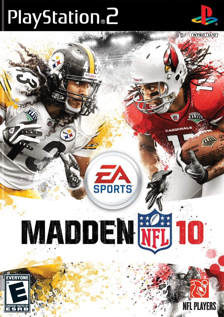 Image result for madden 10 ps2