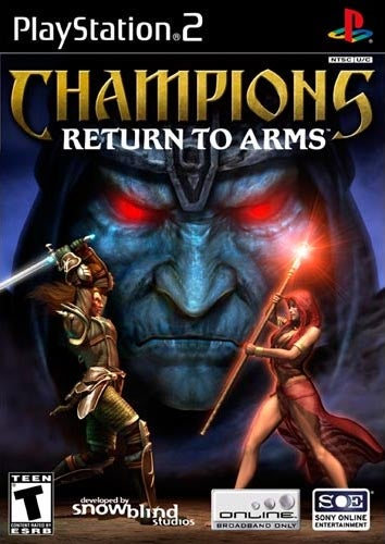 Champions Return To Arms PlayStation 2 IGN