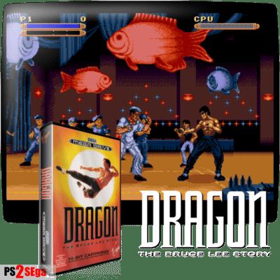 Dragon — Bruce Lee Story