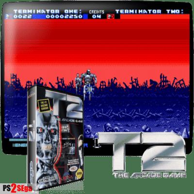 T2 — Arcade Game