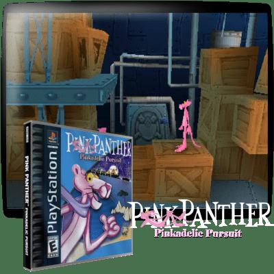 Pink Panther — Pinkadelic Pursuit