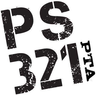 PS 321 PTA logo bw 2015