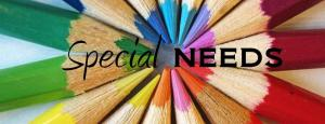 Materials from 3/9 Special Needs Workshop