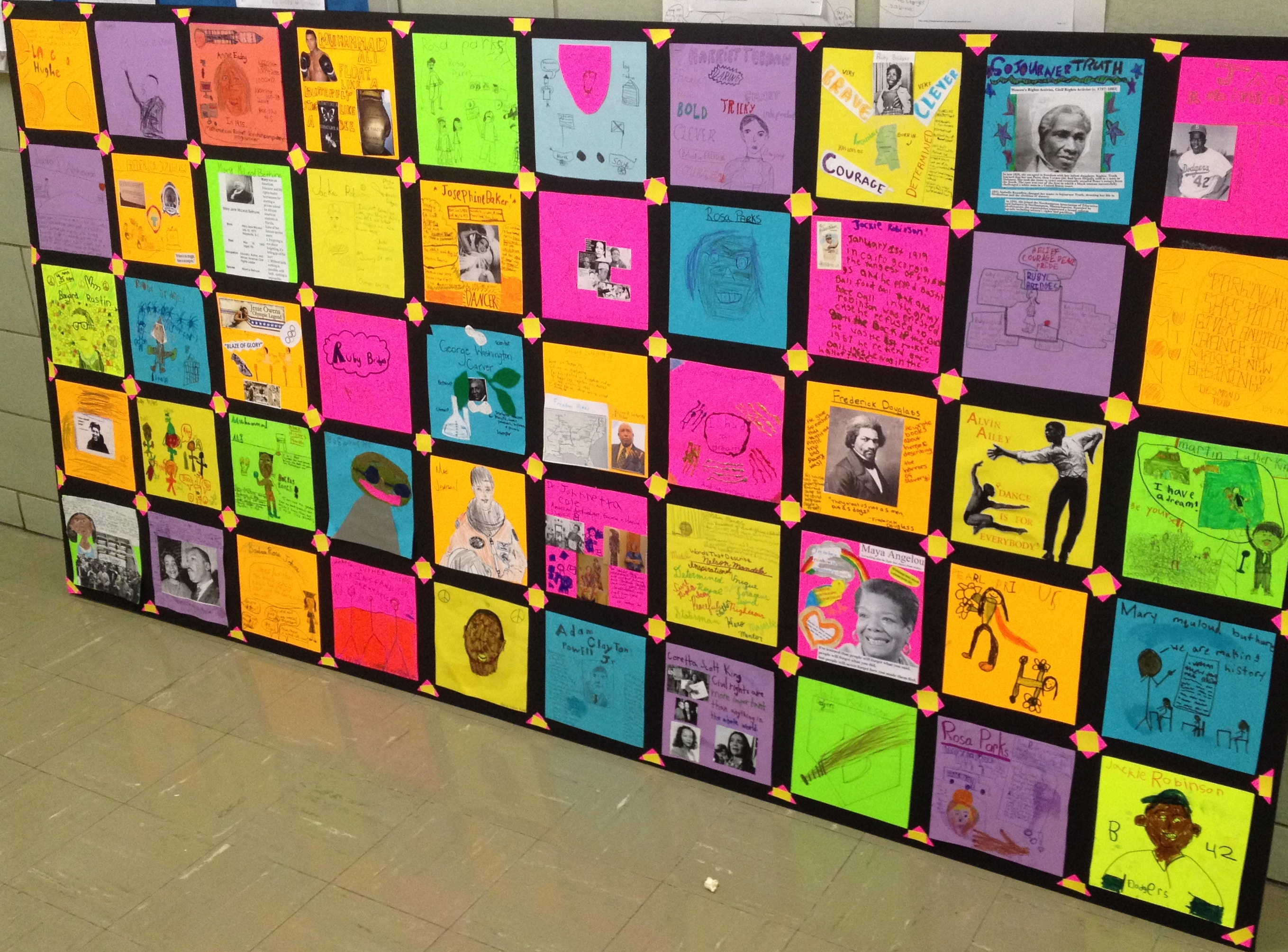 Quilt of Heroes 2015