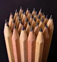 Testing event -- pencils